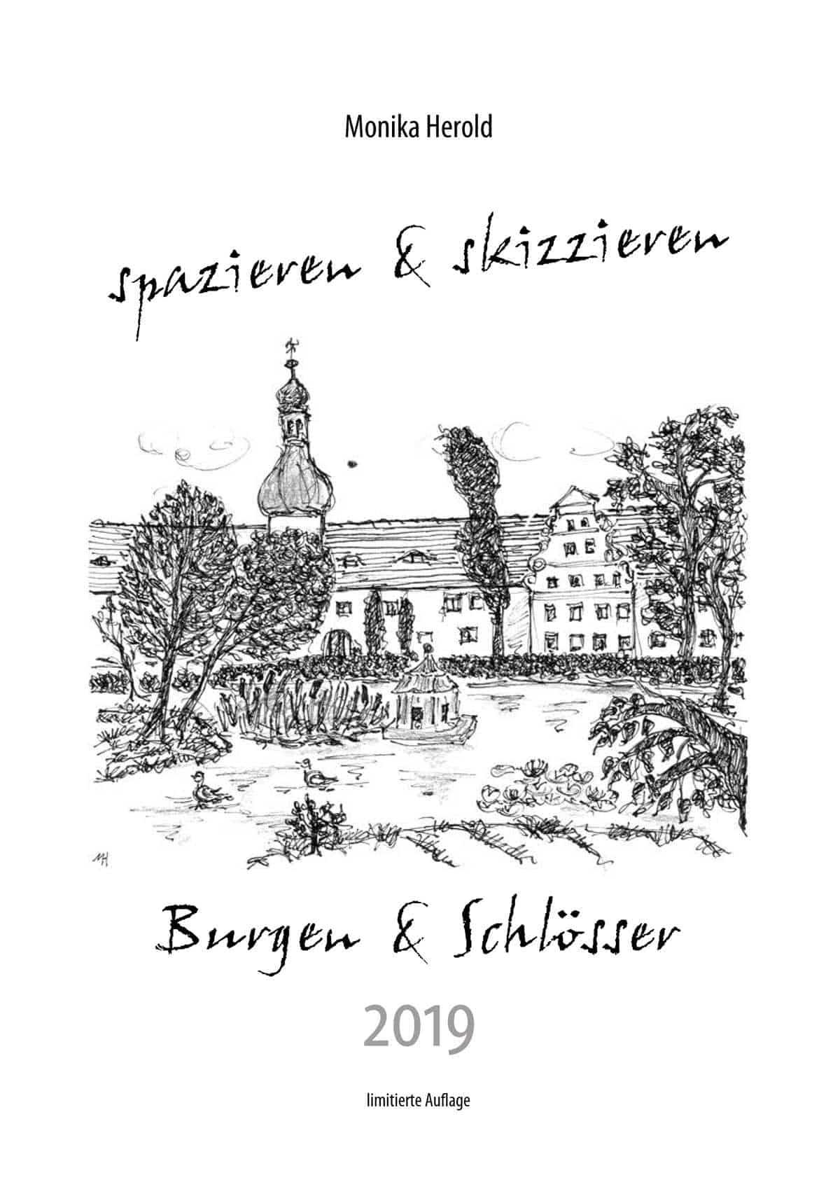 Burgen und Schlösser Kalender 2019