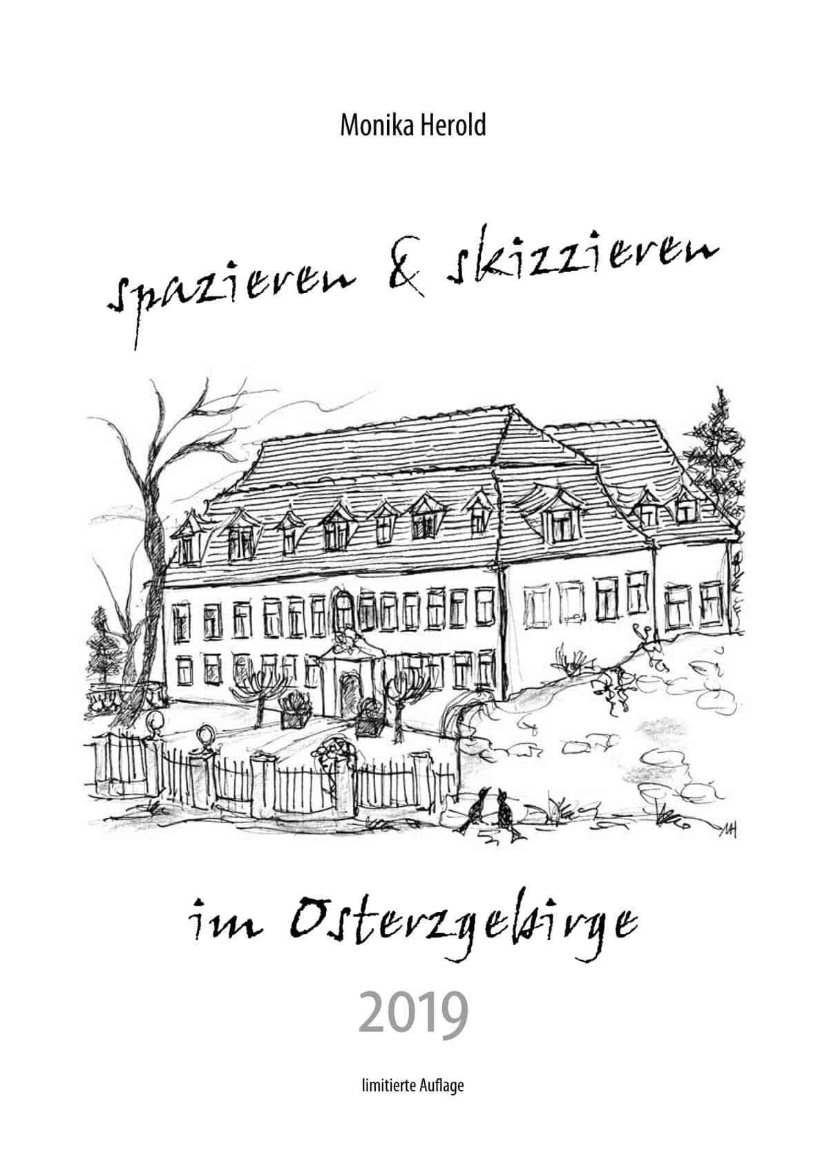 Osterzgebirge Kalender 2019